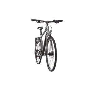 Ghost Square Urban X 8 - Vélo de ville - gris/argent